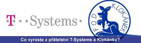 Co vyroste z přátelství T-Systems a Klokánku?